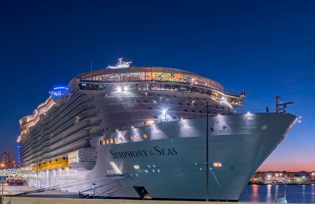 ล่องเรือสำราญ Celebrity Apex ปี 2020 ของสายเรือ Celebrity Cruises