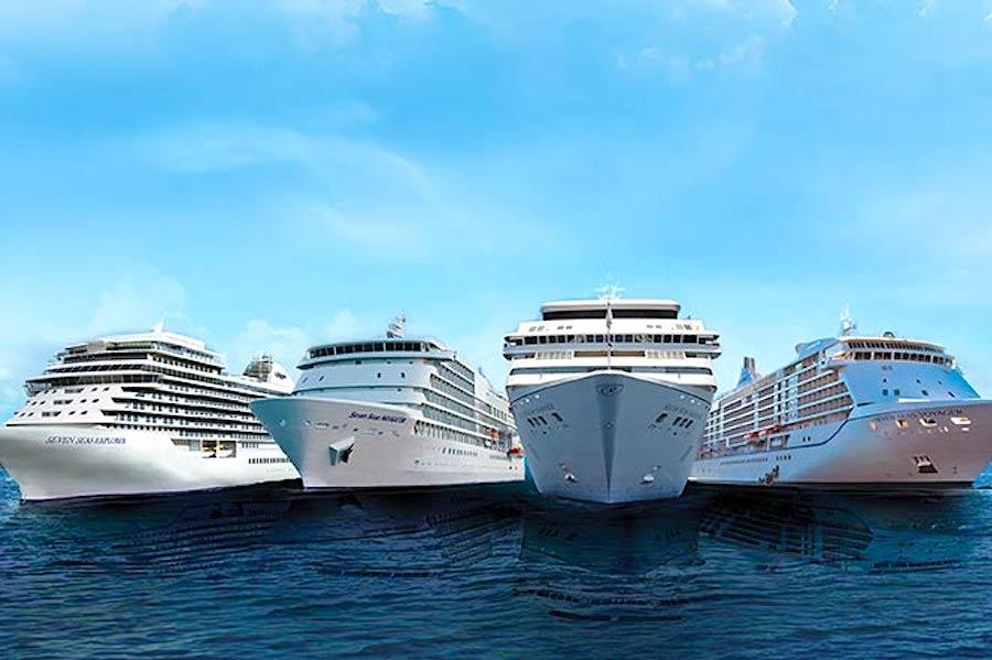 ภาพรวมล่องเรือสำราญ : สายเรือ Regent Seven Seas Cruises : หรูอลังการ ไฮโซที่สุดในโลก