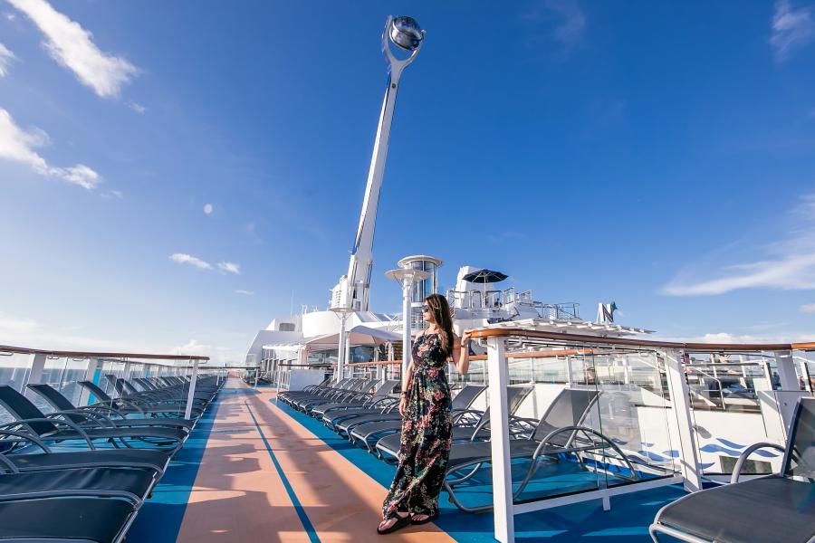 คู่มือล่องเรือสำราญ Ovation of the Seas