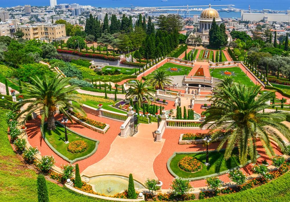 เที่ยวเมืองไฮฟา Haifa อิสราเอล
