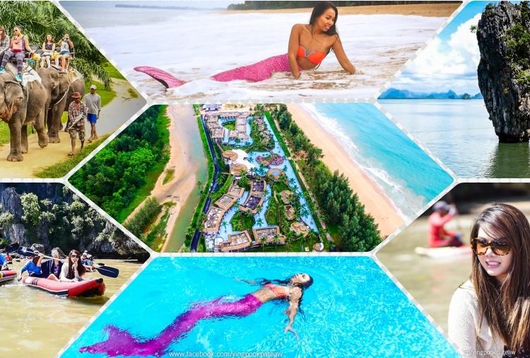 ทัวร์เขาหลัก จ.พังงา กับบริษัททัวร์ Green Andaman Travel