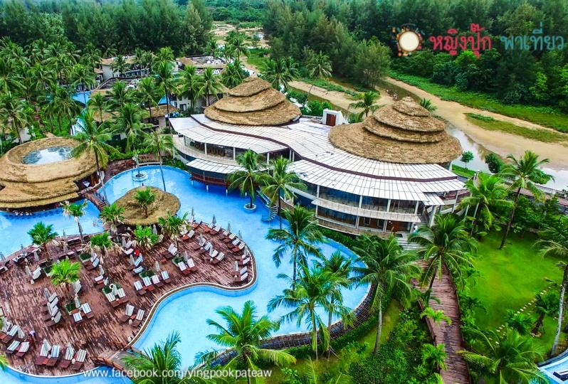 โรงแรม Hilton ,Pattaya International Fireworks Festival 2015