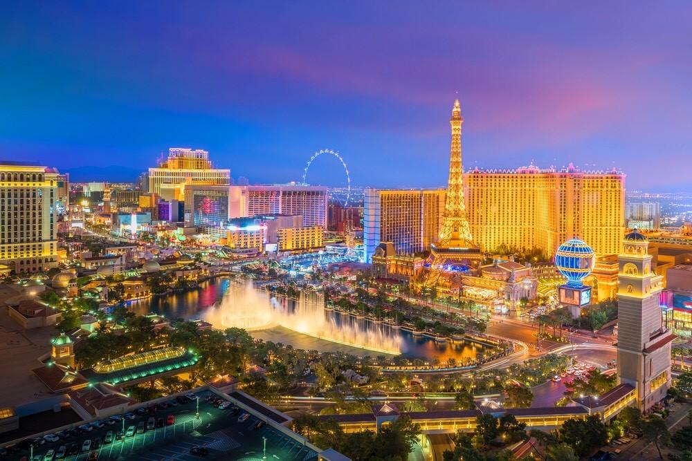 21 สุดยอดสถานที่ท่องเที่ยวในลาสเวกัส Las Vegas ตอน 1/2